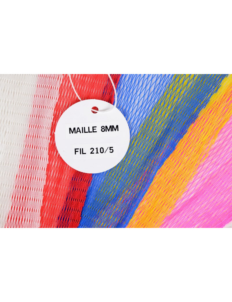 Nappe maille 8mm