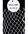 Epuisette Standard Manche 1m50 maille 15 mm