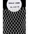 Senne étang Classique Maille 10mm - 20m