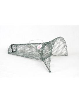 Nasse à goujons ou petits poissons 80 cm Goulet Grillage