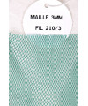 Epervier Ø1m50 maille 3mm