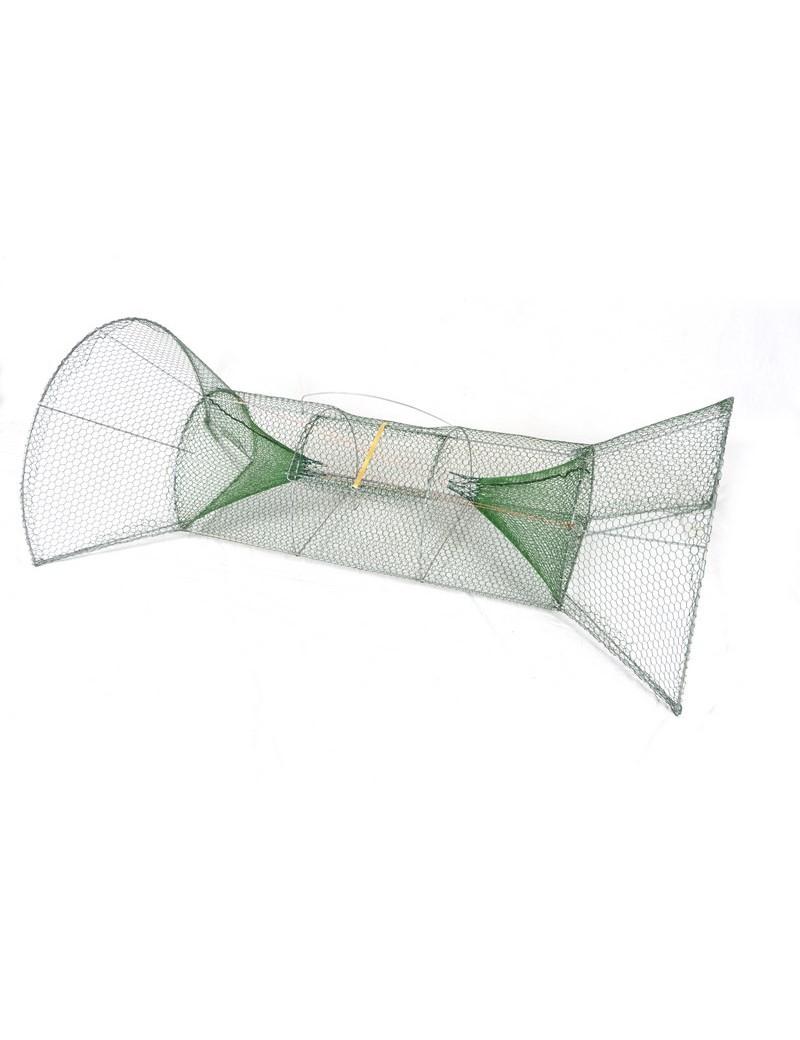Nasse 110 cm à 2 entrées Goulets nylon