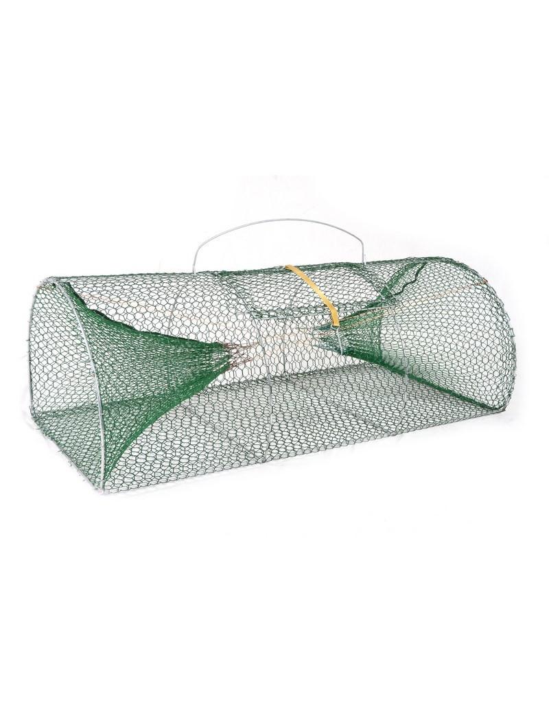 Tambour à poissons fond plat Maille 12/13 mm