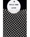 Nappe coton maille 8mm